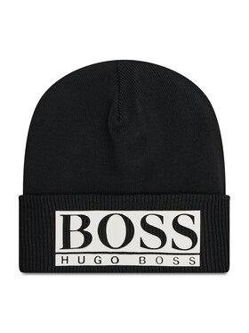 Boss Boss Czapka J21240 D Czarny