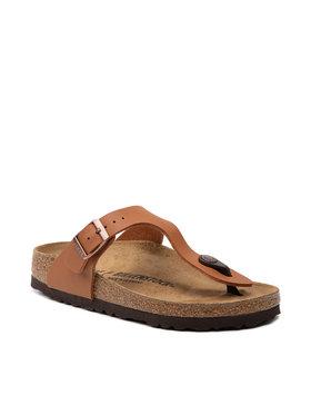 Birkenstock Birkenstock Flip-flops Gizeh Bs 1019288 Barna
