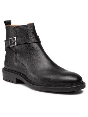 Trussardi Trussardi Jeans Μπότες 77A00310 Μαύρο
