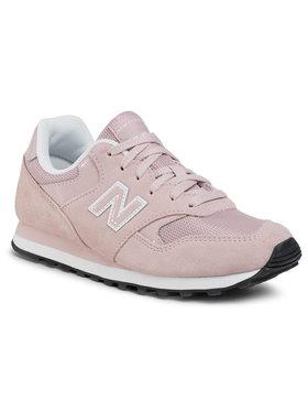 New Balance New Balance Sneakersy WL393SP1 Różowy