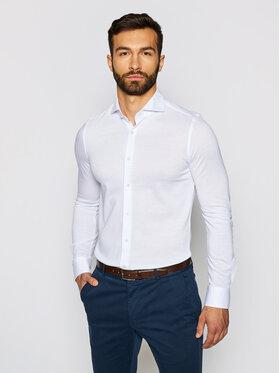 Joop! Joop! Košulja 17 Jsh-91Pajos-J 30024901 Bijela Slim Fit