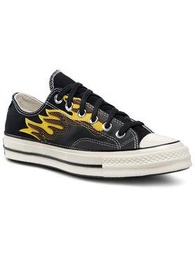 Converse Converse Sneakers aus Stoff Chuck 70 Ox 168701C Schwarz