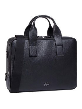 Lacoste Lacoste Laptoptáska Computer Bag NH3279SQ Fekete