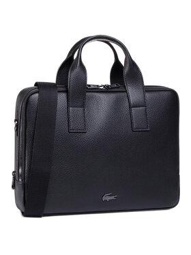Lacoste Lacoste Nešiojamo kompiuterio krepšys Computer Bag NH3279SQ Juoda
