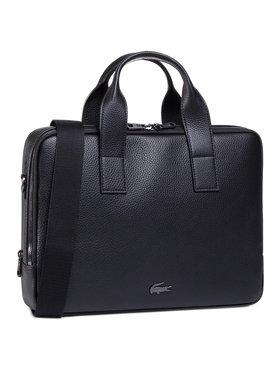 Lacoste Lacoste Taška na laptop Computer Bag NH3279SQ Čierna