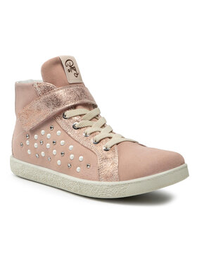 Primigi Primigi Sneakersy 1367211 D Růžová
