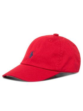 Polo Ralph Lauren Polo Ralph Lauren Kšiltovka Clsc Cap 321552489003 Červená