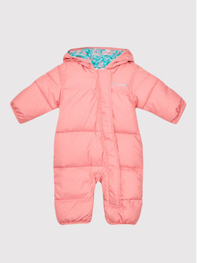Columbia Columbia Tuta da neve Snuggly Bunny™ Bunt 1516331 Rosa Regular Fit