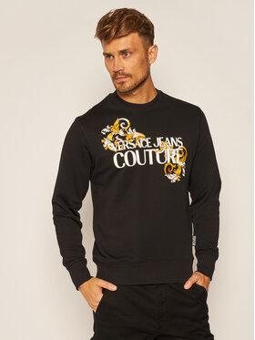 Versace Jeans Couture Versace Jeans Couture Džemperis B7GZA7TU Juoda Slim Fit