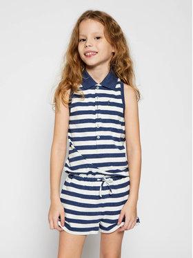 Polo Ralph Lauren Polo Ralph Lauren Ολόσωμη φόρμα Romper 313785528001 Σκούρο μπλε Regular Fit
