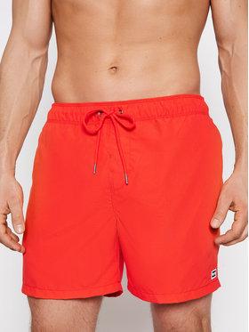 Billabong Billabong Szorty kąpielowe All Day S1LB12BIP0 Czerwony Regular Fit