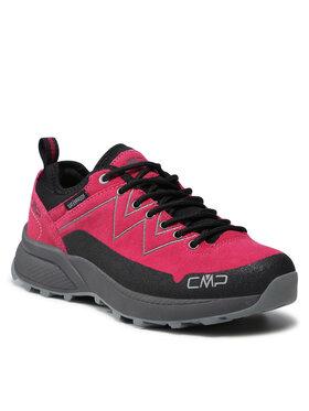 CMP CMP Παπούτσια πεζοπορίας Kaleepso Low Wmn Shoe Wp 31Q4906 Ροζ