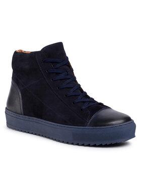Gino Rossi Gino Rossi Kotníková obuv MI08-C798-800-01 Tmavomodrá