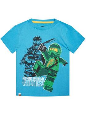 LEGO Wear LEGO Wear T-Shirt 12010021 Μπλε Regular Fit