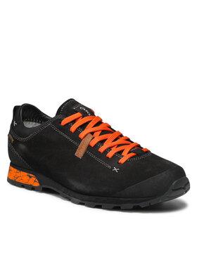 Aku Aku Trekingová obuv Bellamont 3 Suede GT GORE-TEX 504.3 Čierna