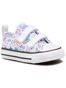 Converse Converse Sneakers aus Stoff Ctas 2V Ox 770655C Weiß