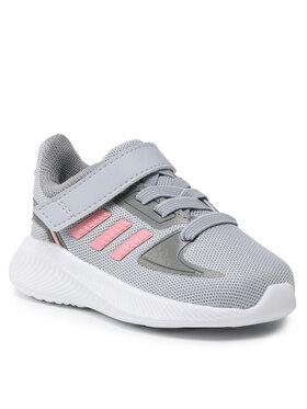 adidas adidas Boty Runfalcon 2.0 I FZ0095 Šedá