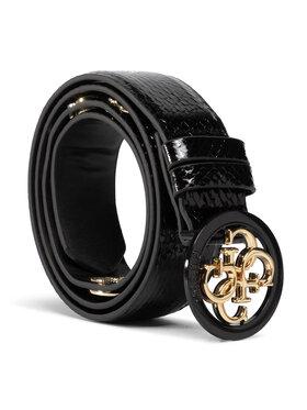 Guess Guess Cintura da donna Not Coordina Ted Belts BW7351 P0335 Nero