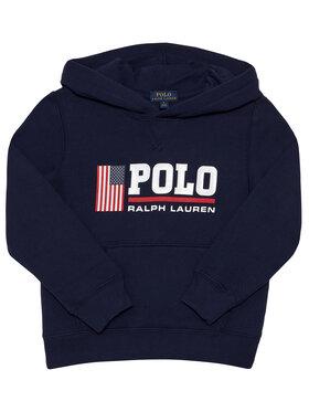 Polo Ralph Lauren Polo Ralph Lauren Mikina Spring II 322800662001 Tmavomodrá Regular Fit
