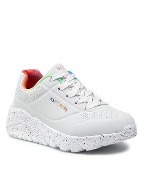 Skechers Skechers Sneakersy Rainbow Speckle 310456L/WMLT Biały
