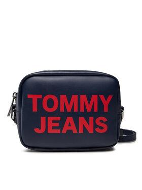 Tommy Jeans Tommy Jeans Torebka Tjw Essential Pu Camera Bag AW0AW10152 Granatowy