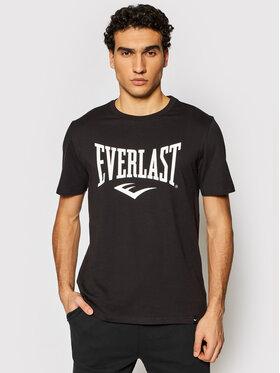 Everlast EVERLAST T-shirt 807580-60 Crna Regular Fit