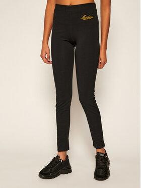 Moschino Underwear & Swim Moschino Underwear & Swim Leggings 43 359 007 Nero Slim Fit