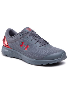 Under Armour Under Armour Παπούτσια Ua Charged Escape 3 Evo Chrm 3024620-100 Γκρι