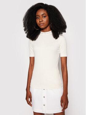 Calvin Klein Jeans Calvin Klein Jeans Blúzka Essentials J20J215230 Béžová Regular Fit