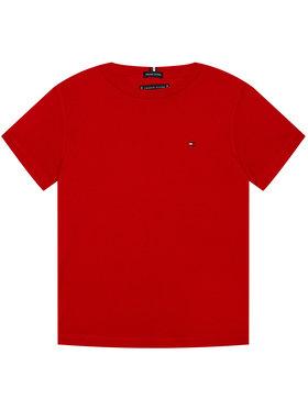 TOMMY HILFIGER TOMMY HILFIGER T-Shirt Essential KB0KB06130 D Κόκκινο Regular Fit