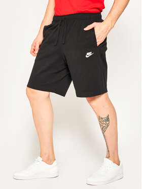 Nike Nike Športové kraťasy Sportswear Club Fleece BV2772 Čierna Standard Fit