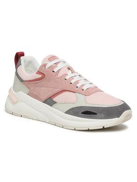 Boss Boss Sneakersy Skylar 50452296 10235192 01 Różowy