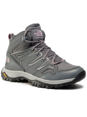 The North Face The North Face Chaussures de trekking Hedgehog Fastpack II Mid Wp (Eu) NF0A46ARND91 Gris