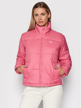 adidas adidas Pernate jakne H20213 Ružičasta Regular Fit