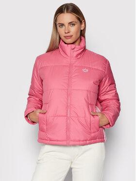 adidas adidas Пуховик H20213 Рожевий Regular Fit