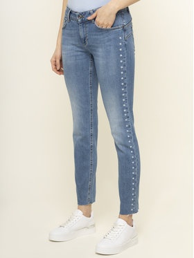 Liu Jo Liu Jo Jeans Regular Fit UA0001 D4456 Bleu Regular Fit