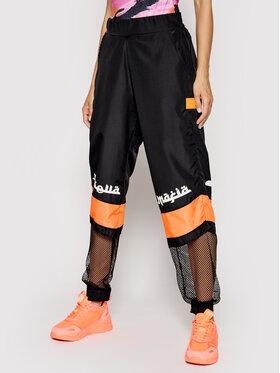 LaBellaMafia LaBellaMafia Παντελόνι φόρμας 20703 Μαύρο Relaxed Fit