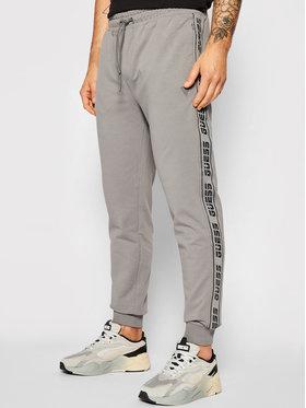 Guess Guess Spodnie dresowe U1GA11 K6ZS1 Szary Regular Fit