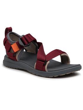 Columbia Columbia Sandały Sandal BM0102 Bordowy