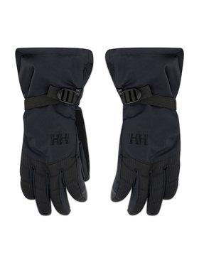 Helly Hansen Helly Hansen Lyžiarske rukavice Juniper Glove 67457-990 Čierna