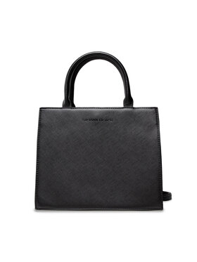 Silvian Heach Silvian Heach Handtasche Shopper Bag Mini (Saffiano) Anebod RCA21008BO Schwarz