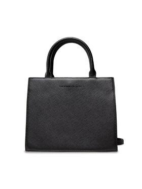 Silvian Heach Silvian Heach Torbica Shopper Bag Mini (Saffiano) Anebod RCA21008BO Crna