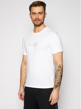 Calvin Klein Performance Calvin Klein Performance Тишърт Pw-S/S 00GMS1K142 Бял Regular Fit