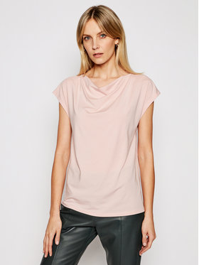 Weekend Max Mara Weekend Max Mara Bluză Multid 59410211 Roz Regular Fit
