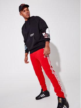 adidas adidas Majica dugih rukava Tricol GN3570 Crna Regular Fit