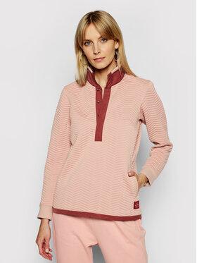 Helly Hansen Helly Hansen Bluza techniczna Lillo 63037 Różowy Regular Fit
