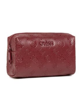 Guess Guess Pochette per cosmetici Annabel Accessories PWANNA P0414 Bordeaux