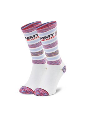 Tommy Jeans Tommy Jeans Niedrige Unisex Socken 100002404 Weiß