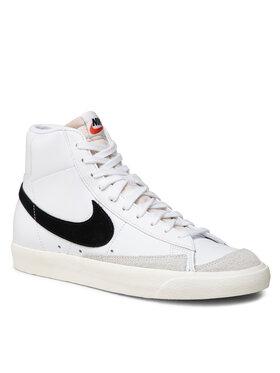 Nike Nike Buty Blazer Mid '77 Vntg BQ6806 100 Biały