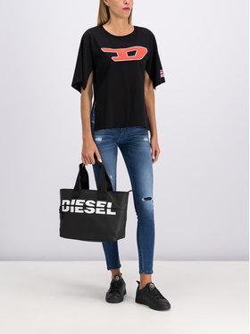 Diesel Diesel Slim Fit farmer Slandy-Low 00SGSQ089AI Sötétkék Slim Fit